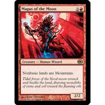 Magic the Gathering Future Sight Single Magus of the Moon - NEAR MINT (NM)