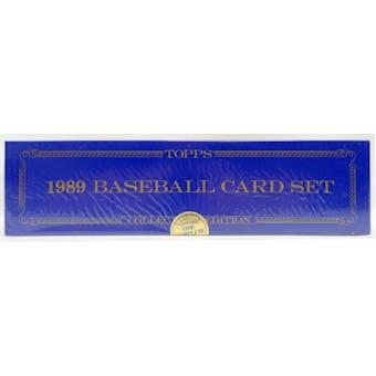 1989 Topps Tiffany Baseball Factory Set (Reed Buy)