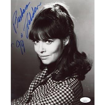 Barbara Feldon Agent 99 Autographed 8x10 B&W Photo JSA QQ09792 (Reed Buy)