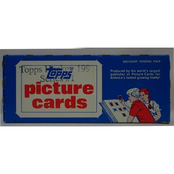 1993/94 Topps Series 1 Hockey Vending Box (Reed Buy)