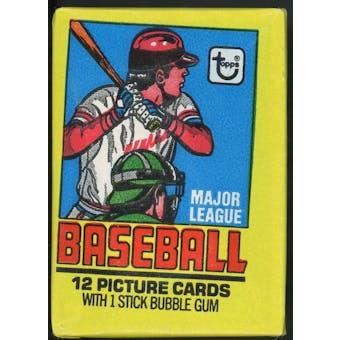 1979 Topps Baseball Wax Pack (Reed Buy)