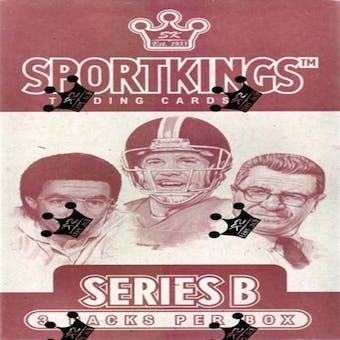2008 Sport Kings Series B Hobby Box
