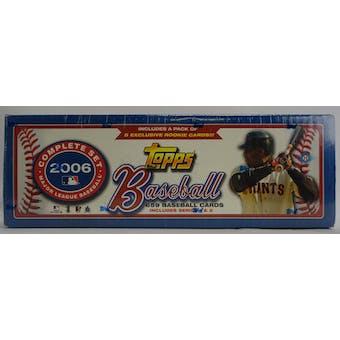 2006 Topps Baseball Hobby Factory Set (Reed Buy)