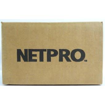 2003 NetPro Tennis 10 Box Hobby Case (Reed Buy)