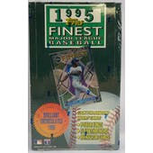 1995 Topps Finest Series 1 Baseball Hobby Box (Reed Buy)