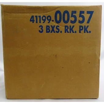 1989/90 Fleer Basketball Rack Case (Reed Buy)