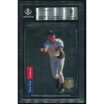 1993 SP Baseball #279 Derek Jeter Rookie BGS 9 (MINT)