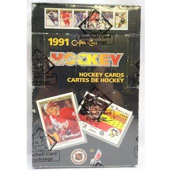 1990/91 O-Pee-Chee Premier Hockey Hobby Box BBCE (Reed Buy)