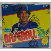 1989 Fleer Baseball Cello Box BBCE (Reed Buy)