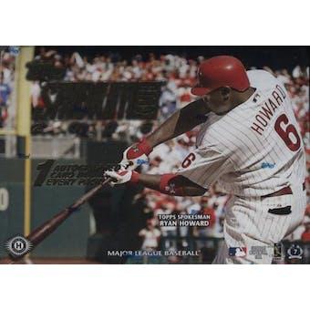 2008 Topps Stadium Club Baseball Hobby Box