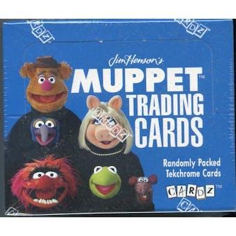 Muppets Hobby Box (1993 Cardz)