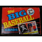 1990 Topps Big Series 2 Baseball Wax Box (Reed Buy)