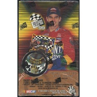 1999 Press Pass Racing Hobby Box