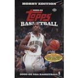 2008/09 Topps Basketball Hobby Box