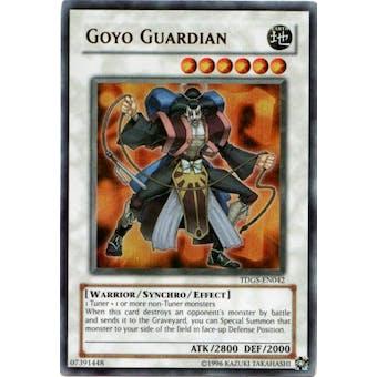 Yu-Gi-Oh Duelist Genesis Single Goyo Guardian Ultimate Rare