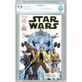 Star Wars #1 CBCS 9.8 (W) *7008032-AA-030*