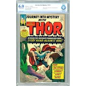 Journey Into Mystery #110 CBCS 6.0 (OW-W) *7008523-AA-006*