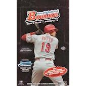 2008 Bowman Draft Picks & Prospects Baseball Hobby Box (Reed Buy)