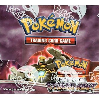 Pokemon Diamond & Pearl Stormfront Booster Box