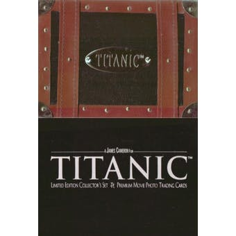 Titanic Limited Edition Collector's Set (Box) (1998 Inkworks)