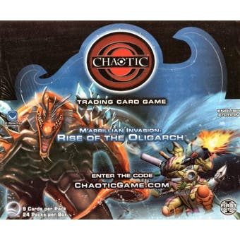 Chaotic M'arrillian Invasion Rise of the Oligarch Booster Box