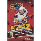 2008/09 Upper Deck Series 2 Hockey Hobby Box