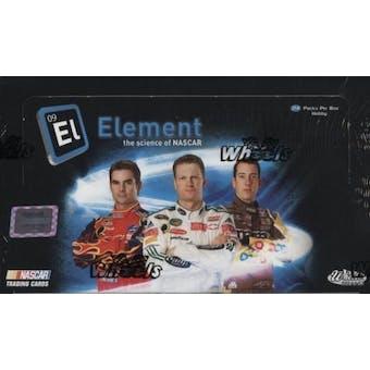 2009 Press Pass Wheels Element Racing Hobby Box