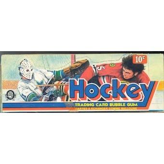 1975/76 O-Pee-Chee Hockey Wax Box