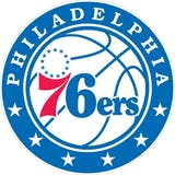 Philadelphia 76ers Officially Licensed Apparel Liquidation - 230+ Items, $8,400+ SRP!