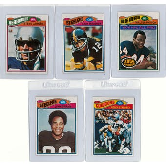 1977 Topps Football Complete Set (NM-MT)