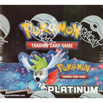 Pokemon Platinum Base Set Booster Box