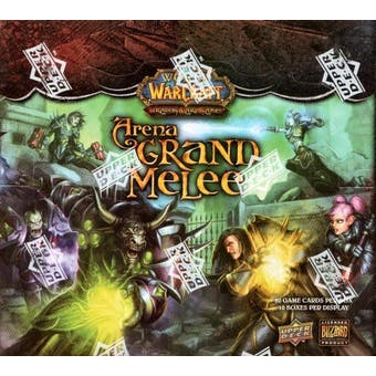World of Warcraft Arena Grand Melee Box