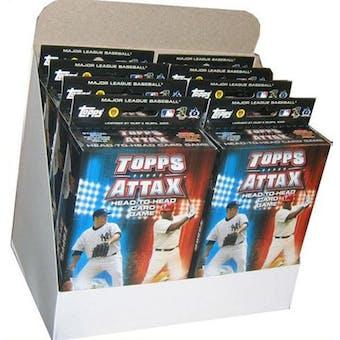 2009 Topps Attax Baseball Starter Box