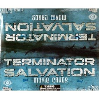 Terminator Salvation Hobby Box (Topps 2009)