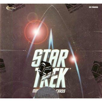 Star Trek The New Movie Trading Cards Box (Rittenhouse 2009)