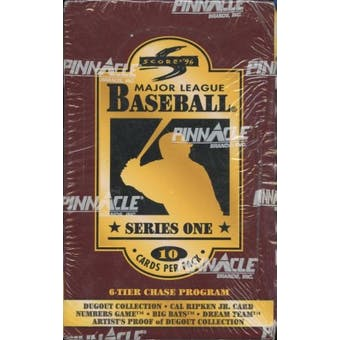 1996 Score Series 1 Baseball Retail Box