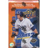 2009 Upper Deck Series 2 Baseball Hobby Box