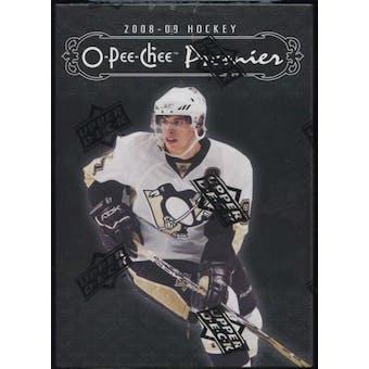 2008/09 Upper Deck O-Pee-Chee Premier Hockey Hobby Box