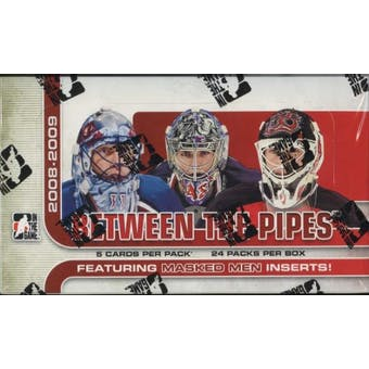 2008/09 In The Game Between the Pipes Hockey Hobby Box