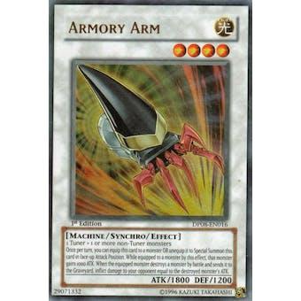Yu-Gi-Oh Yusei Single Armory Arm Ultra Rare DP08
