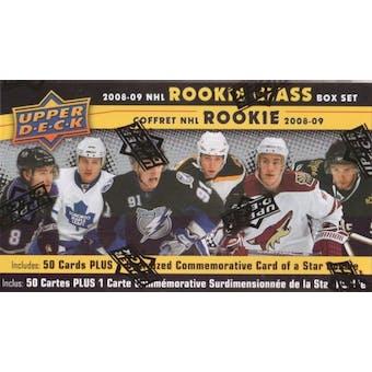 2008/09 Upper Deck NHL Rookie Class Hockey Hobby Set (Box)