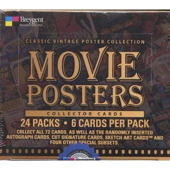 Classic Movie Posters Hobby Box (2007 Breygent)