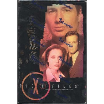 X-Files Season 8 Hobby Box (2002 Inkworks)