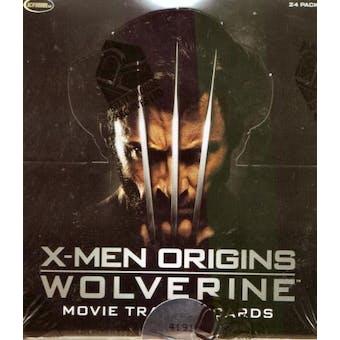 X-Men Origins Wolverine Trading Cards Box (Rittenhouse 2009)