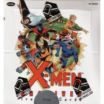 X-Men Archives Trading Cards Box (Rittenhouse 2009)