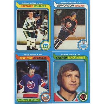 1979/80 Topps Hockey Complete Set (NM-MT)