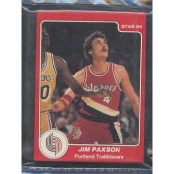 1983/84 Star Co. Basketball Blazers Bagged Set
