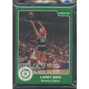 1983/84 Star Co. Basketball Celtics Bagged Set