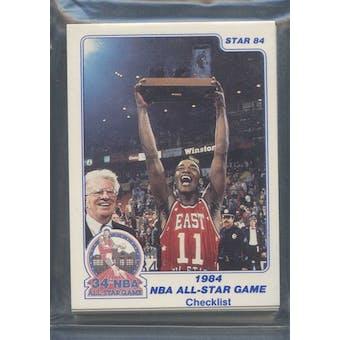 1984 Star Co. Basketball All-Star Game Bagged Set