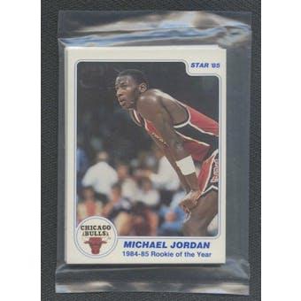 1985 Star Co. Basketball Last 11 ROY Bagged Set